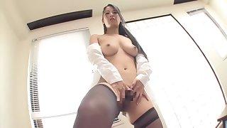 Fabulous porn movie MILF newest show