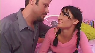 Girlfriend Persia DeCarlo wanted to try anal sex with her BF