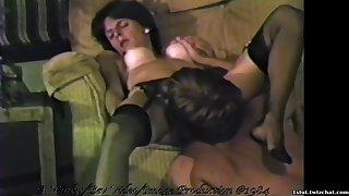 Retro MILF hardcore old porn video
