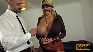 Pascal White In Busty British Milf Shannon Boobs Dominated