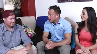 Buxomy Step mommy Ariella Ferrera desires about my man sausage best sex