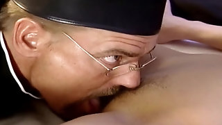German antique - marvelous cougar wake up with tear up porntube