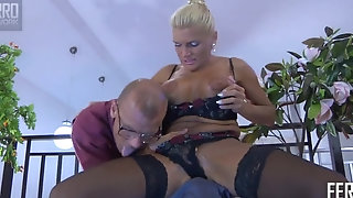 Kinky geek edibles cool tights Of amazing suntanned cougar porntube