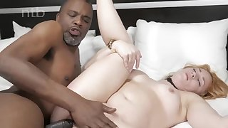 Exciting interracial porn blear