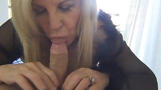 Anneke Van Buren - Steamy Gilf - MILF