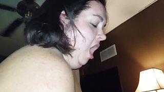 NEBBW Sucks Dick & Squirts All Over Cock Pt3 - TacAmateurs